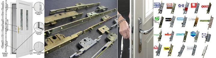 upvc door entry / replacement